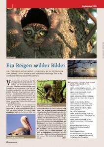 """Artikel aus """"Das Stadtmagazin"""" Jena"""